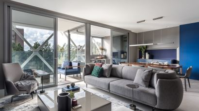 Apartamento Galeria by TN Arquitetura