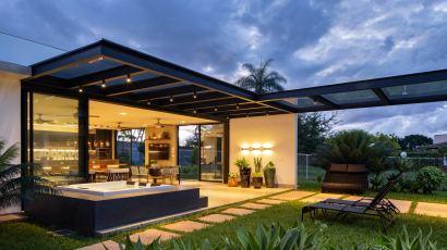Casa Anexo by lez arquitetura