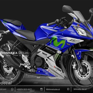 DECAL STIKER YAMAHA R15 V2 DESAIN MOVISTAR-008