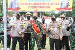 Kapolda Jateng kukuhkan Tim Tindak Disiplin Covid-19 Polres Purbalingga, Kamis (24/9/2020)