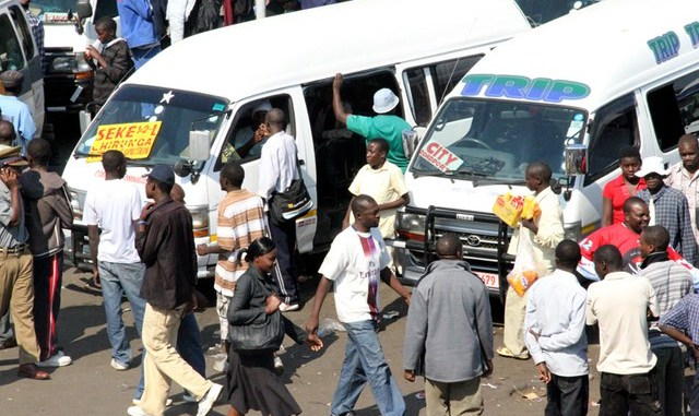 Who Banned the Combies From the Harare CBD ?