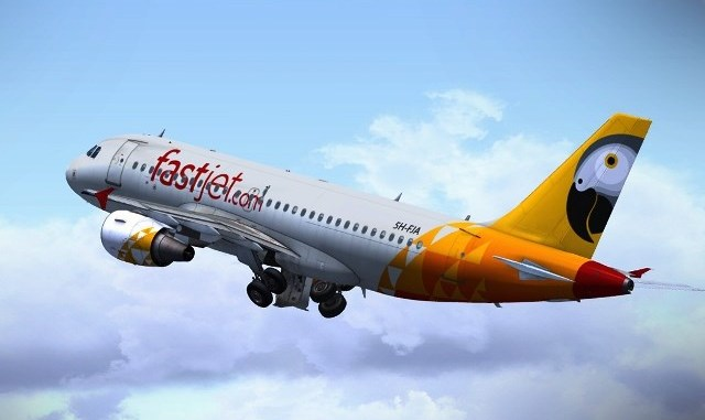 Fastjet recognized as Best Value Airline in Africa