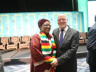#Indaba2018: Zim Minister of Tourism Announces Youth & Women in Tourism Conference