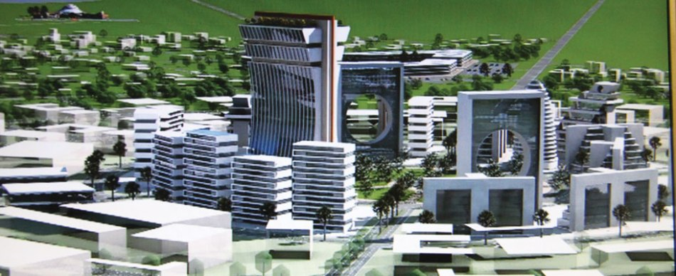 Local Governance Minister Speaks of a New City Project