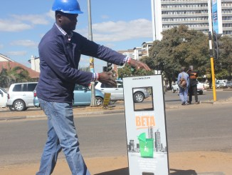 Engineers Design Underground Bins for Zimbabwe