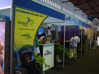 Buyers Rush for Sanganai Tourism Expo
