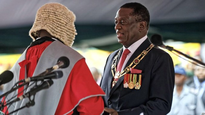 Systems Warn of A Fresh Challenge to Follow Zimbabwe After Tomorrow Inauguration