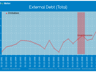 Zimbabwe In Trouble If No Measures Are Taken on Debt Reduction: Researchers Claim