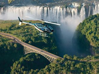 Africa One of the Least Favored Tourist Destination
