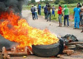 Inequality Manifests During Civil Unrest in Zimbabwe