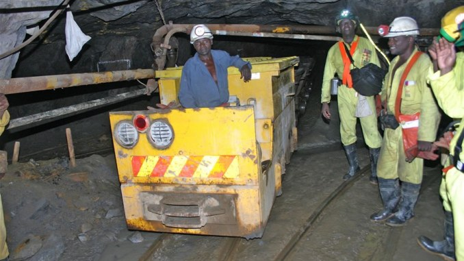 RioZim Mines Suspended Again As RBZ Fails to Allocate Foreign Currency