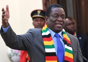 President Mnangagwa Calls For Climate Change Mitigation As Zimbabwe Suffers