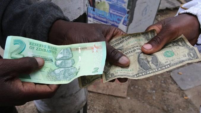 Black Market Caused Inflation: Masimba Holdings