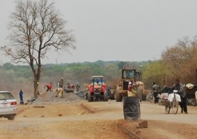 Zimbabwe Lagging Behind Infrastructural Development: ZNCC President