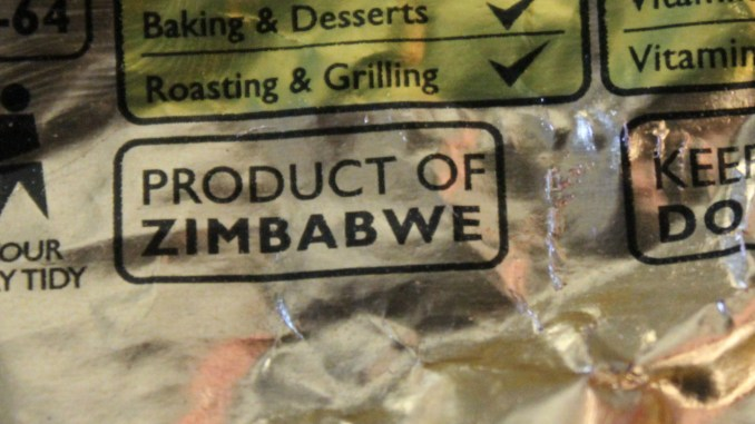 Poor Packaging Let Down Zimbabwe Quality Products