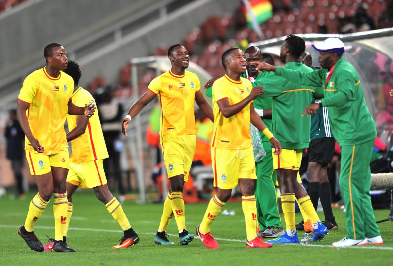 Zimbabwe vs Uganda Fans Battle on Twitter