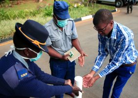 Zimbabwe's COVID-19 Cases Rise to Five