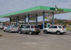 Energy Minister Officially Opens Solar Powered Service Station in Mabvuku