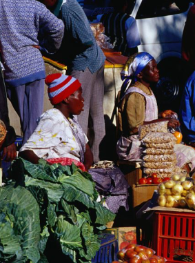 Informal Sector Raises Concern On Selective Participation in Trading During Current Lockdown