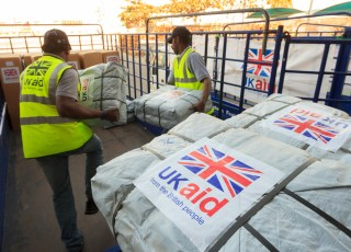 UK Releasing 4 Million Pound for Food Insecure Zimbabwe Urban Dwellers