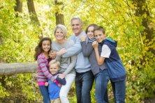 adoptions in B.C. happy family