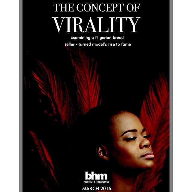Concept of Virality cover