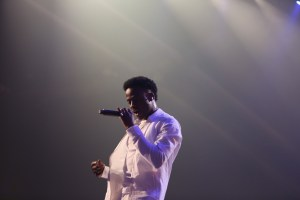 The artist Korede Bello during the MAMA 2016, in Johannesburg, South Africa on October 22nd, 2016