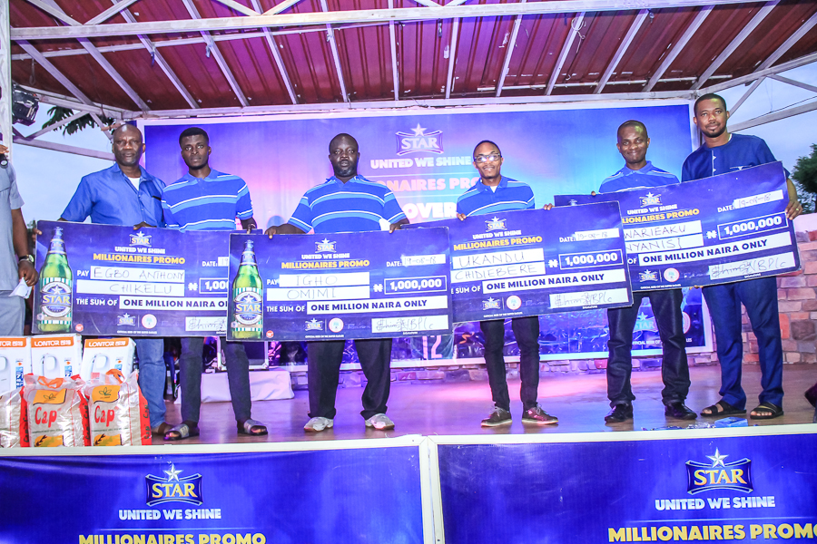 Star Lager Ends Promo, Produces Over Two Hundred And Fifty
