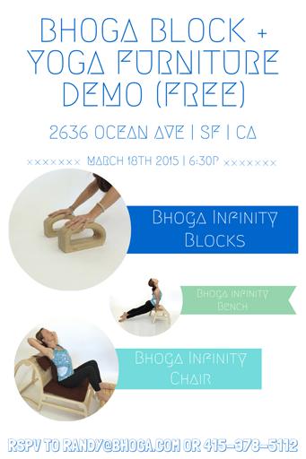 bhoga block demo day