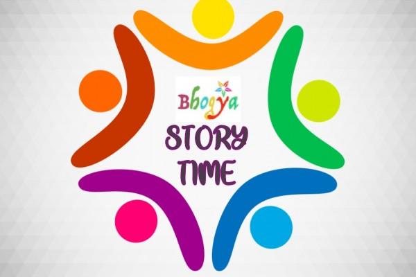 Bhogya Story Time Logo