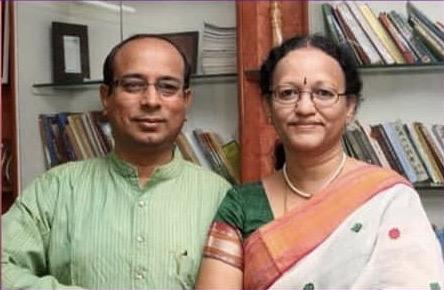 Dr. Hema and Dr. Hari