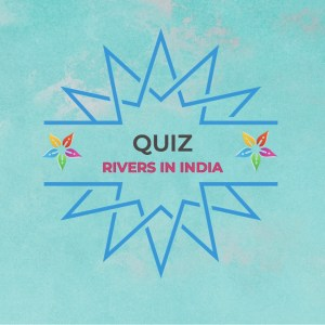 Image for Rivers in India Quiz