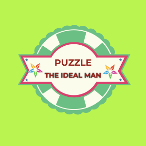 Logo for The Ideal Man Puzzle