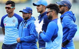 India-South Africa ODI Series Rescheduled