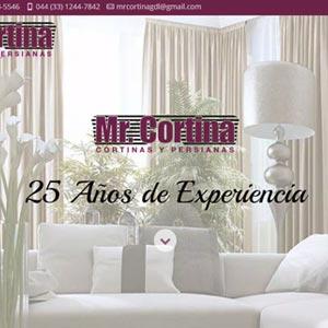 Proyecto Mr Cortina