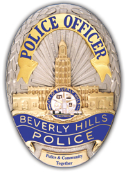 Support the <br/> Beverly Hills Police