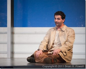 "Austin Lyric Opera's 2011 Production of Jonathan Dove's ""Flight"""