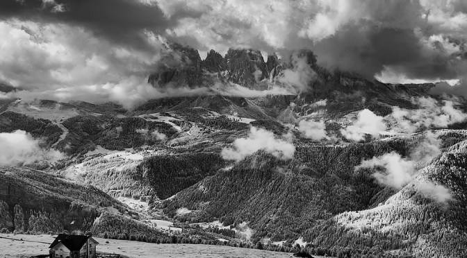Hiking in the Dolomites, Part 4