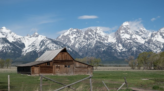 More Time in the Grand Tetons