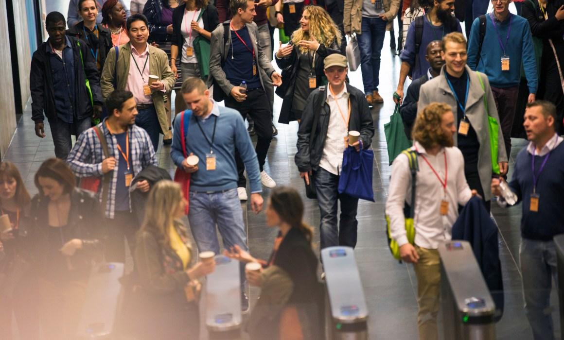 Conference Tradeshow Exhibit Hall