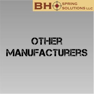 Other manufacturers