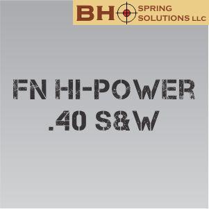 FN / Browning Hi-Power .40 S&W