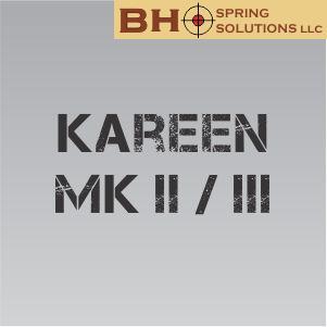 Kareen MKII/MKIII Hi-Power