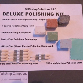 Deluxe Polishing Kit