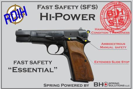 "Fast Safety (SFS v2.0) ""Essential"" for Hi-Power"