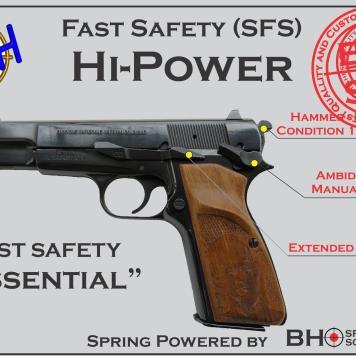"Fast Safety (SFS v2.0) ""Essential"" for Hi-Power"
