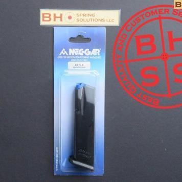 Hi-Power 9mm, 13 rounds, Blued Magazine