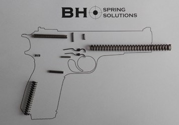 Hi Power MKII/III Spring Kit