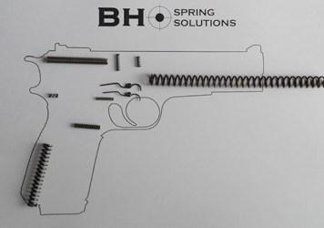HiPower .40 S&W Spring Kit
