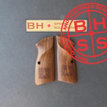 HiPower Master's Grips HYBRID  US-Army100